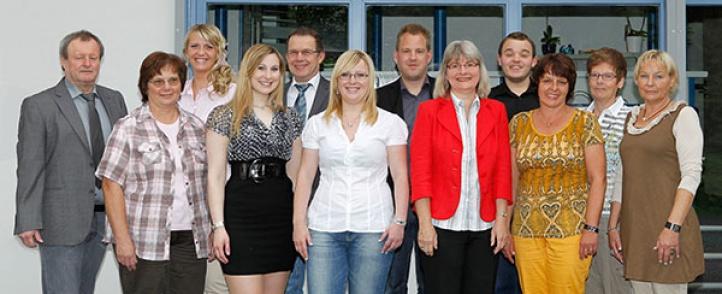 Steuerberater Team Marc Hofmann